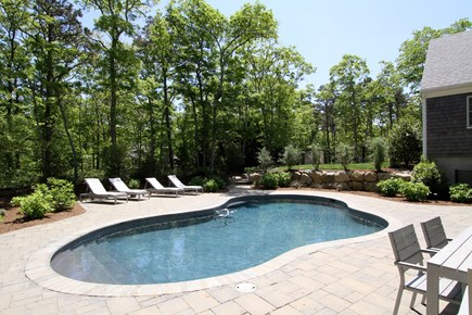 Brewster Cape Cod vacation rental - Heated Pool