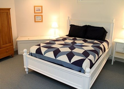 Orleans Cape Cod vacation rental - Lower Level Bedroom
