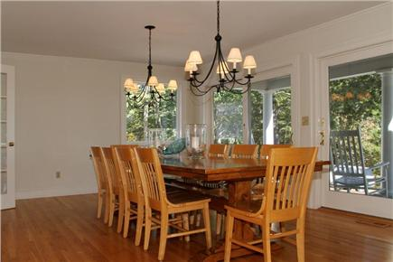 Orleans Cape Cod vacation rental - Dining for 10