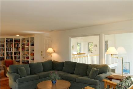 Orleans Cape Cod vacation rental - TV Room (2nd Floor)