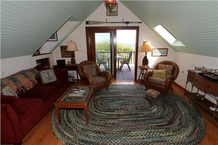 East Orleans Cape Cod vacation rental - Living Area in apartment