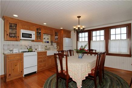 East Orleans Cape Cod vacation rental - Kitchen/Dining in apartment