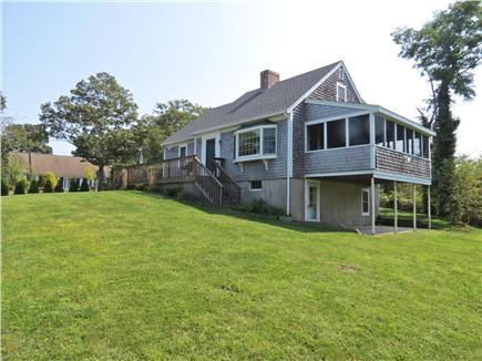 Brewster Cape Cod vacation rental - Home features a wrap-around deck & a 4 minute walk to beach