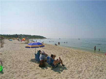 Brewster Cape Cod vacation rental - The beach is beautiful, and rarely crowded. Near Breakwater Beach