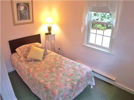 Brewster Cape Cod vacation rental - Main level bedroom with a single twin bed