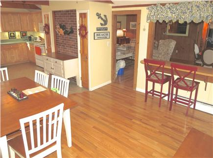 Brewster Cape Cod vacation rental - Notice the open floor plan and bright, fresh personality