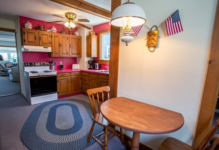 Falmouth Cape Cod vacation rental - Main Floor Kitchen