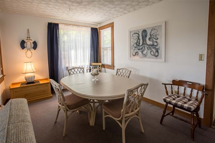 Falmouth Cape Cod vacation rental - Main Floor Dining Room