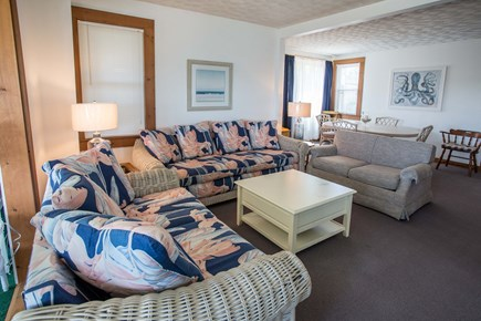 Falmouth Cape Cod vacation rental - Main Floor Living / Family Room