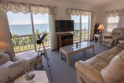Falmouth Cape Cod vacation rental - Upstairs Living / Family Room