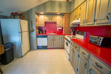 Falmouth Cape Cod vacation rental - Upstairs Kitchen