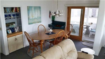 Falmouth Cape Cod vacation rental - Upstairs dining room