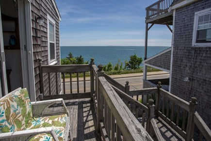 Falmouth Cape Cod vacation rental - Upstairs Balcony