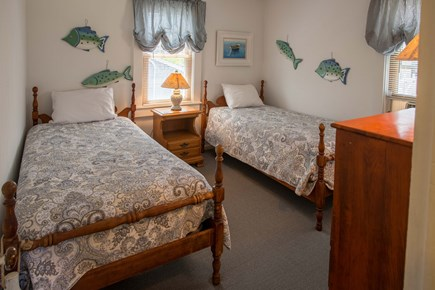 Falmouth Cape Cod vacation rental - Bedroom #6 - Twin Beds