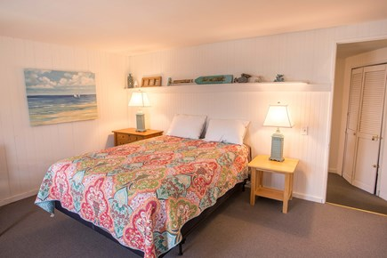 Falmouth Cape Cod vacation rental - Bedroom #4 - Queen Bed