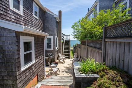 Falmouth Cape Cod vacation rental - Patio with BBQ Grill