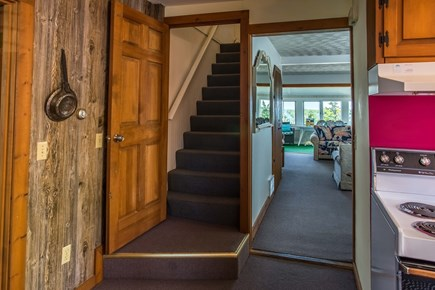 Falmouth Cape Cod vacation rental - Interior Staircase