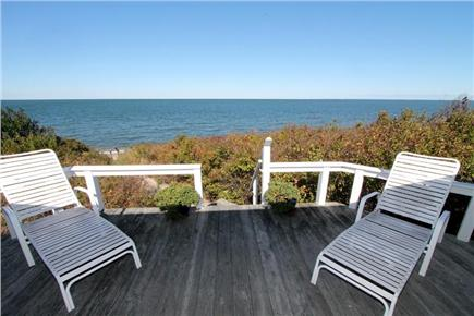Brewster Cape Cod vacation rental - Deck Area with Panoramic Views