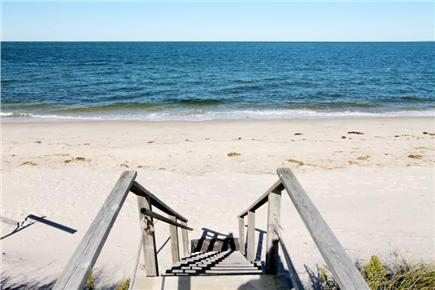 Brewster Cape Cod vacation rental - 100 ft. of Private Beach