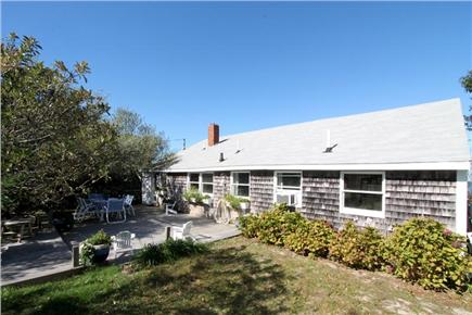 Brewster Cape Cod vacation rental - Front view of the house