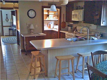 Dennis Cape Cod vacation rental - Kitchen with Countertop Seating for at least 5