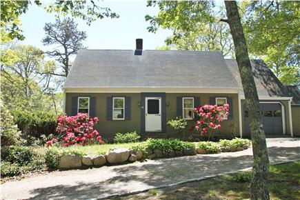 Brewster Cape Cod vacation rental - Main house with 3 BR's, plus apartment with 3 more BR's