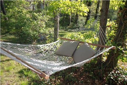 Brewster Cape Cod vacation rental - Relax in the shade and cool breeze