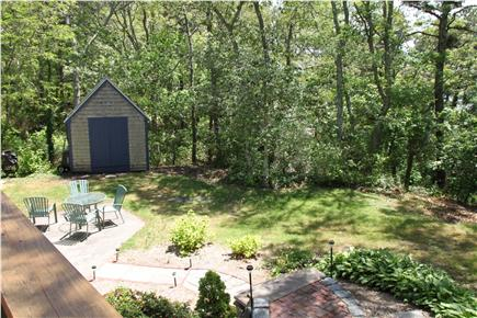 Brewster Cape Cod vacation rental - Large Private Back Yard