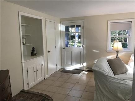 Brewster Cape Cod vacation rental - Apartment Living Room