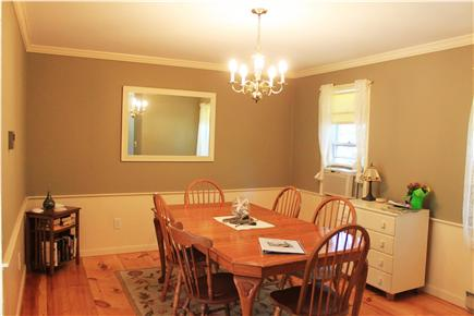 Brewster Cape Cod vacation rental - Main Dining Room
