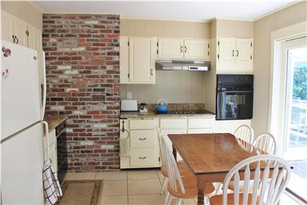 Brewster Cape Cod vacation rental - Main Kitchen