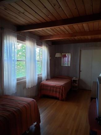 Wellfleet Cape Cod vacation rental - 3rd Bedroom, twin beds.