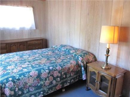 Wellfleet Cape Cod vacation rental - Bedroom with queen-sized bed.