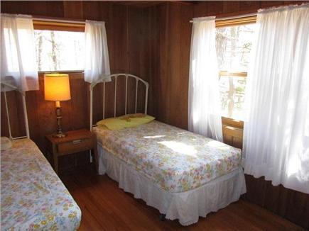 Wellfleet Cape Cod vacation rental - Bedroom with twin beds.