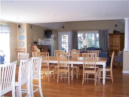 Harwich Port Cape Cod vacation rental - Open and Airy Floor Plan with lots of space