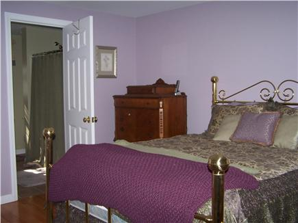 Harwich Port Cape Cod vacation rental - Master Suite