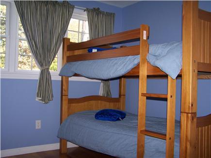 Harwich Port Cape Cod vacation rental - Bunk Bed Bedroom