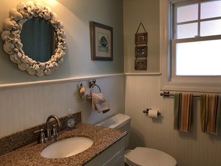 Harwich Cape Cod vacation rental - Seagull bathroom