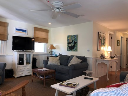 Harwich Cape Cod vacation rental - Seagull Living room