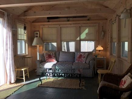 Harwich Cape Cod vacation rental - Seagull 3 season porch