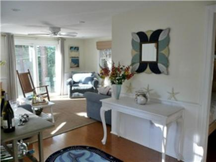 Harwich Cape Cod vacation rental - View into Living Room