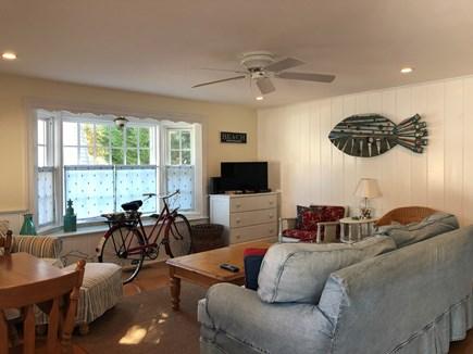 Harwich Cape Cod vacation rental - Sandpiper Living Room
