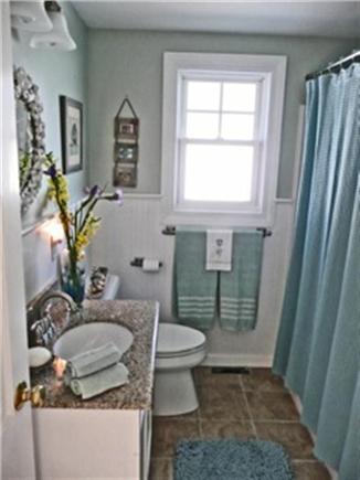 Harwich Cape Cod vacation rental - Minnow Bathroom