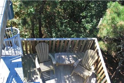 Truro Cape Cod vacation rental - Lower Deck