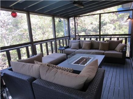 Truro Cape Cod vacation rental - Screened In Porch