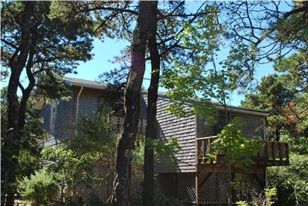 Truro Cape Cod vacation rental - View From Street