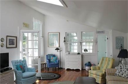 Harwich Cape Cod vacation rental - Sunny Interior