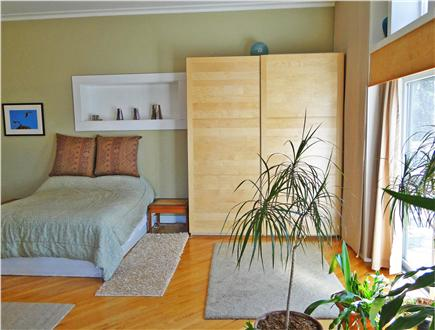 Pocasset, Bourne, Cape Cod Cape Cod vacation rental - 500 square foot master bedr features large closets and views+
