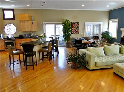 Pocasset, Bourne, Cape Cod Cape Cod vacation rental - Bright, open, comfortable and contemporary living room