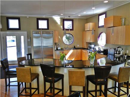 Pocasset, Bourne, Cape Cod Cape Cod vacation rental - Fabulous kitchen, modern and well-equipped